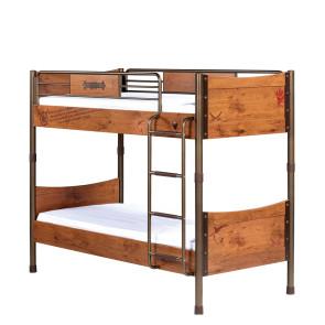 Black Pirate Двухъярусная Кровать 1401.00