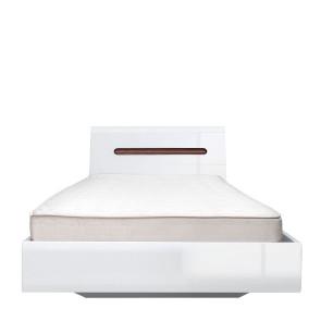 Azteca Кровать 90 Белый Блеск
