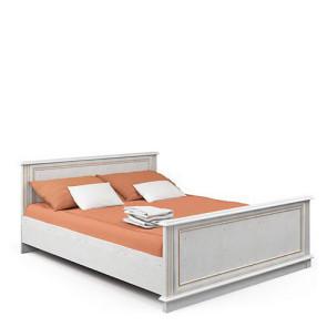 Версаль Кровать СБ-2054 Белый Ясень