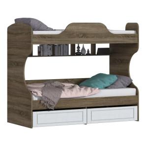 Илона Кровать Двухярусная СБ-2869