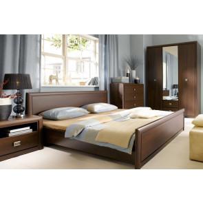 Коен Кровать LOZ 160 Венге Магия