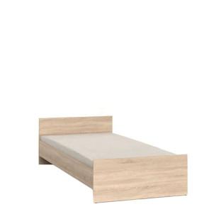 Непо Кровать 90 Дуб Сонома