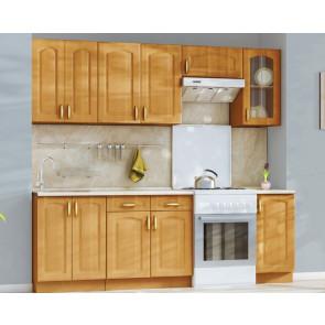 Оля Кухня 2,4м Ольха