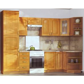 Оля Кухня Угловая 2,9м+1,2м Ольха