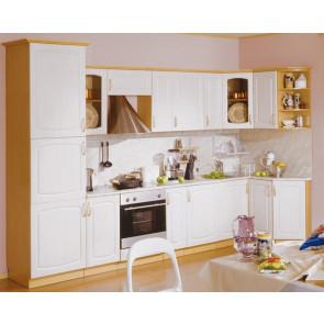 Оля Кухня Угловая 3,3м+1,3м Береза Роксан