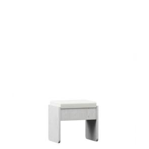 Версаль Пуфик СБ-2320 Белый Ясень